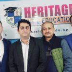 Glimpse Of Agent Training Session with Representatives From Kent Institute Australia